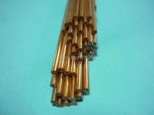 4.5mmx400mm Multihole Ziyang Copper Electrode Tube for EDM Drilling Machines(China)