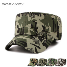 2017 Marine Corps Hat Camouflage Flat Top Cap Men patriot Baseball Caps US Air Force Club Navy Poster Commando Hats Army Women