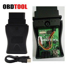 ObdTooL NS 14pin USB Interface Auto Diagnostic Tool OBD2 Connects to PC via RS232 for Nisan 14pin Cnsult OBD Scanner Cable JC10(China)