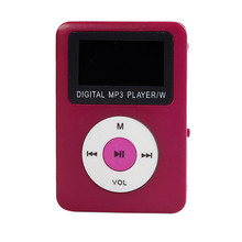 XPFHigh-Quality Sound Running USB Digital MP3 Player LCD Screen Support 32GB Micro SD Card  With Free Shipping H3T29