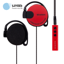 LiiVEES MS-808Q Ear Hook Sport Wireless Bluetooth Headphone Fone De Ouvido Stereo Gaming Headset auriculares Earphone For Phone(China)