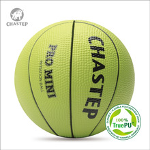 PU Foam Basketball Ball Chastep High Quality PU Foam Material 6Inch 15cm Basketball for Children Training Gifts Under 20 Dollars(China)
