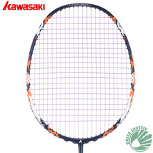100% Original Kawasaki X150 X160 Full Carbon Badminton Racket Raquette Badminton X170 X180 With Gift