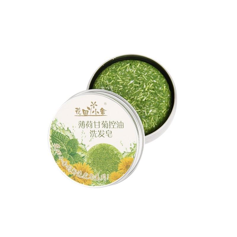 9 Colors 55g Handmade Hair Shampoo Soap Cold Processed Cinnamon Shampoo Bar 100% Pure Hair Shampoos Hair Care Tool 2