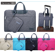 New Arrive Laptop Case 15.6 14 13.3 12 11.6 inch Laptop Bag Briefcase Handbag Notebook Sleeve for Macbook Air 11 13 Pro 15 Cover(China)
