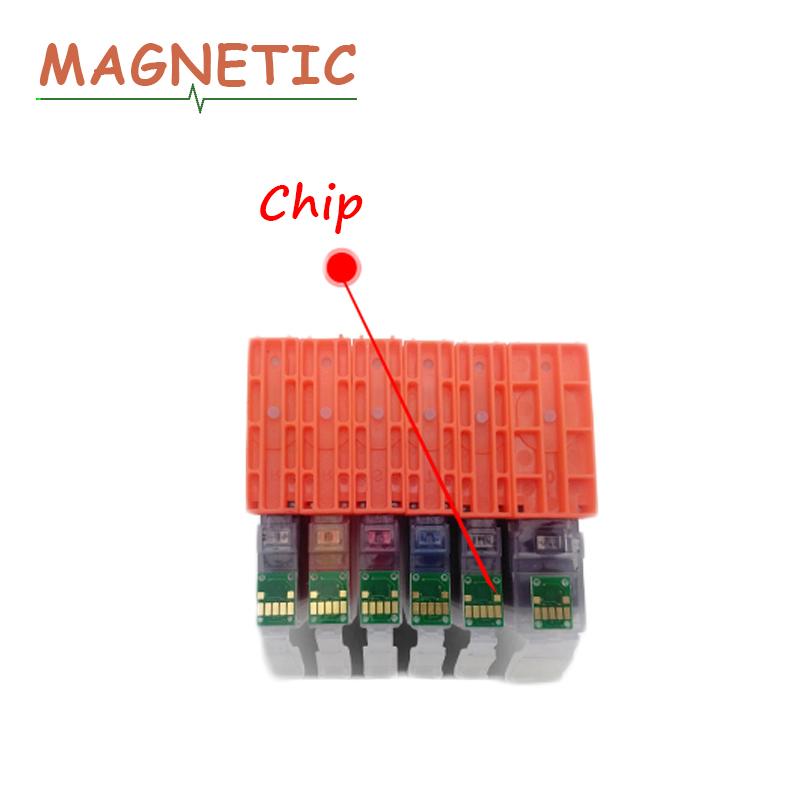 Ink cartridges for canon pgi450 chip