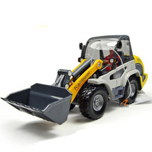 1:50 Alloy Clawler Excavator Toys Classic Engineering Truck Model Toy As Gift(China)
