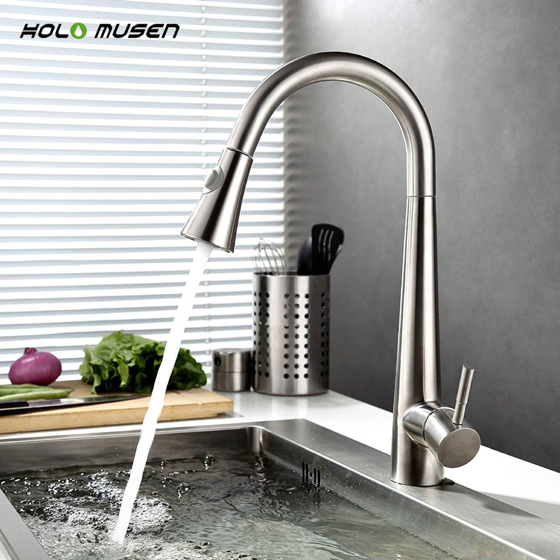 Kitchen tap pull out (4)