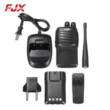 FJX FZ-350plus Rechargeable Li-ion Battery Handheld Walkie Talkie Intercom Two Way Radio Communicator Transceiver Professional