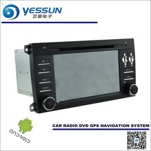 Car Android Navigation System For Porsche Cayenne 955 / 957 - Radio Stereo CD DVD Player GPS Navi BT HD Screen Multimedia