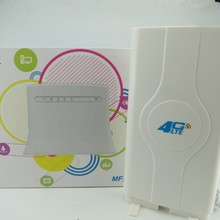 4G LTE Antenna double SMA-male Connector ZTE MF283+LTE wifi router( Router not included)(China)