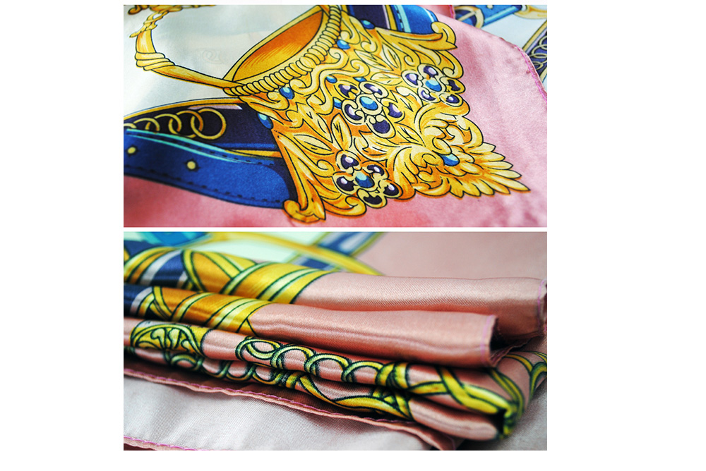 Square Silk Scarf (16)