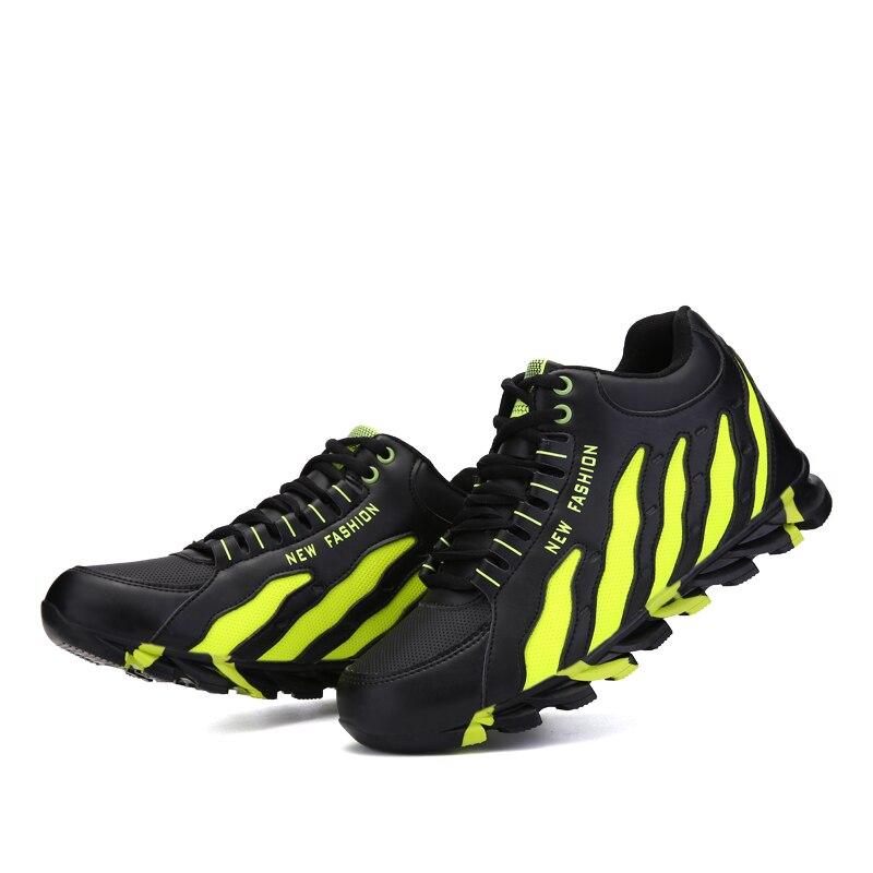 New Designer Spring Autumn Men Fashion Casual Shoes Men Colorful Blade Shoes Men Fashion Durable Walking Shoes Zapatillas Hombre<br><br>Aliexpress
