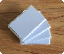 100pcs EM4305 /EM5200 125Khz RFID card Readable & Writable Rewrite Proximity ID ISO14443A/11785 thin cards(China)