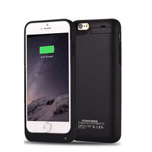 Fochutech 10000mAh Power bank case pack backup battery Charger cover for iPhone 6