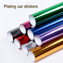 152x60cm High polymer PVC Film Car Stickers Waterproof Car Styling Wrap For Auto Vehicle Car accessories Motorcycle CB