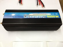 Peak Power 10KW Modified Sine Wave Inverter 5000W DC12V DC24V DC24V Off Grid Tie Power Inverter