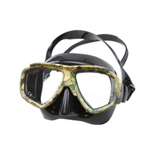 Professional Disguise Camouflage Scuba Dive Mask Myopic Optical Lens Snorkeling Spearfishing Swim oculos de mergulho gafas buceo