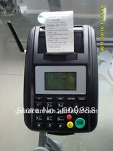 GPRS SMS Printer, print out food order from internet or mobile phone, ideal device used in restaurant