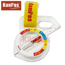 KANPAS primary thumb orienteering compass ,free shipping,MA-41-F /  free bandana gift