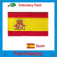 2016 new all of European countries national flag embroidery patch flags