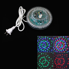 YAM Sound-Control Sunflower Lamp LED Stage Strobe Light Operated DJ Disco Party Club Stroboscope Colorful Stage Light Effects(China)