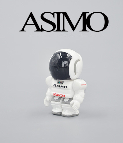 2016 Hot Honda humanoid Asimo Lovely Mini Robot Figure Toys Fans Limited Collection Doll Fashion Icon Essential Product(China (Mainland))