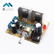 DIY Dual Channel TDA2030A Power Amplifier Board DIY Kit for Arduino Electronic Production Training Suite(China)