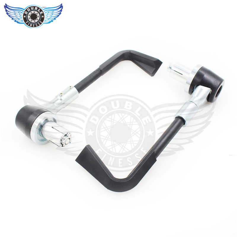 motorcycle aluminum&amp;ABS plastic handgrip guard front brake clutch levers protect guard fit 7/822mm for Honda HONDA CB1100 650F<br><br>Aliexpress