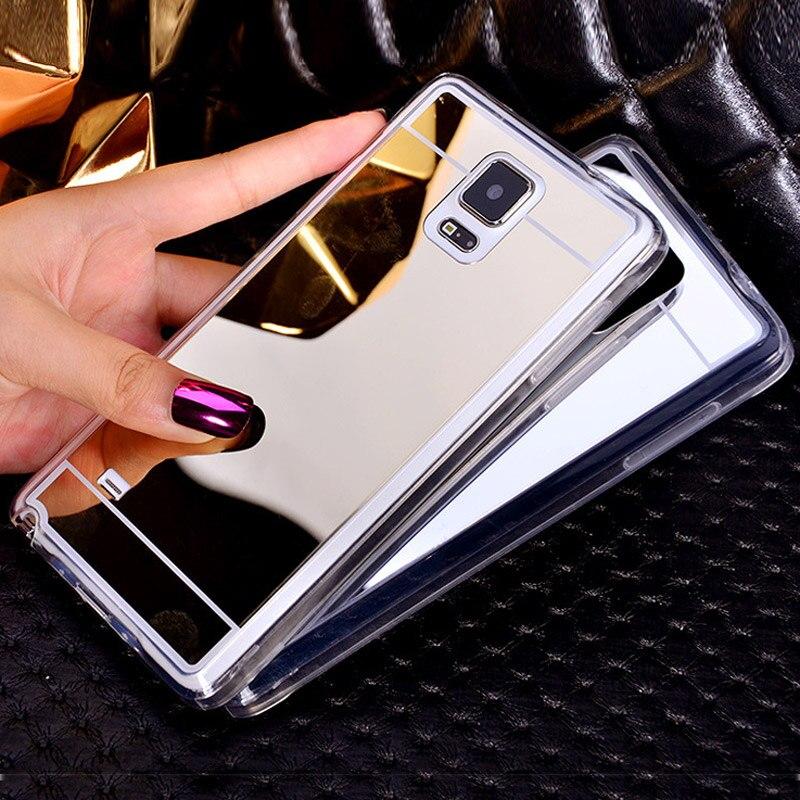 Rose Gold Luxury Bling font b Case b font For font b Samsung b font Galaxy