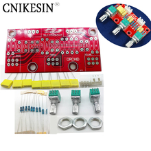 "CNIKESIN DIY Passive adjustment plate high and low tones first grade plate front plate HIFI ""bulk suite diy electronic kits(China)"
