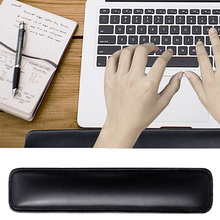 PU Leather Memory Foam Keyboard Wrist Support Rest Platform Cushion Pad for Computer Laptop Notebook 104-key / 108-key Keyboard