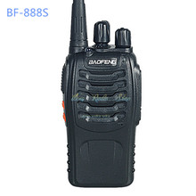walkie talkie Baofeng BF-888S two way radio handheld Dual Band 5W Handheld Pofung bf 888s 400-470MHz UHF VHF radio scanner