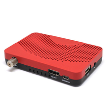 Mini Size IPTV Combo Set Top Box+Full HD 1080P DVB-S2 Digital Satellite Receiver Decoder Youtube USB PVR Cccam Newcam Power vu