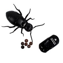 Buy Infrared RC Ant Remote Control Mock Fake Big Ant RC Toy Prank Reptile Insects Joke Scary Trick Bugs Party for $14.60 in AliExpress store
