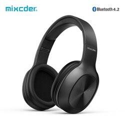 Mixcder HD901: полноразмерные, беспроводные, блютуз наушники с микрофоном и поддержкой флеш кары памяти