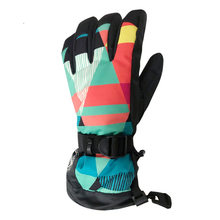 Cool Touch Screen Skiing Cycling Gloves Unisex Windproof Bicycle Motorcycle Gloves Men Women Winter Thermal Snowboard Ski Gloves(China)