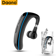 Buy Original Handsfree Business IPX7 Waterproof Bluetooth Headphone Mic Voice Control Wireless Bluetooth Headset Phones for $17.94 in AliExpress store
