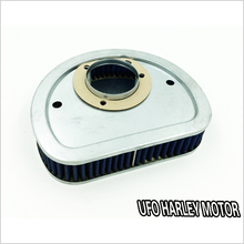 HIGH PERFORMANCE MOTORCYCLE AIR FILTER FOR HARLEY AIR FILTER Glide Road king(China)