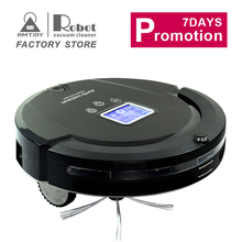 Amtidy A320 Robotic Vacuum Cleaner Inteligente de la aspiradora robot(China)