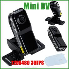 Newest 1pcs Mini DV MD80 DVR Portable Digital Camera/Camcorder/Webcam High Quality Video Recorder(China)