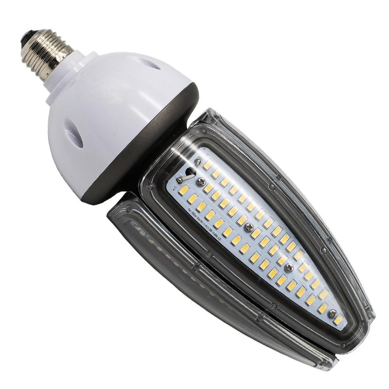 LED corn bulb 30W 40W 50W 80W 100W for street lamp garden lamp factory warehouse supermarket IP65 waterproof CE ROHS FCC LVD EMC<br>