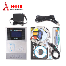 H618 Remote Controller Remote Master For Wireless RF Remote Controller  H618 Key Programmer remote controller for qn-h618