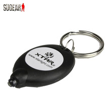Outdoor Sports XTAR Flashlight Keychain Tactical Survival Emergency EDC Tool Multifunctional Accessory Fishing & Running Ring