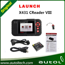 Original Quality Launch X431 Creader VIII (CRP129) Auto Scanner Can Test Engine, Transmission, ABS and Airbag Systems