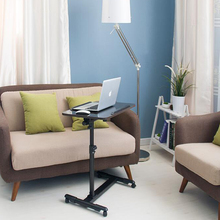 Lazy Table Mobile Laptop Table Multipurpose Movable Bedside Table computer desk  Adjustable Notebook Desk Free Shipping