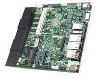 embedded fanless intel QM77 chipset I5 CPU industrial motherboard support windows xp(China)