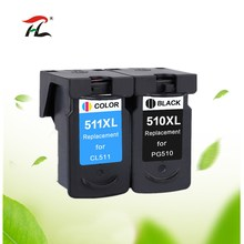 Buy Compatible PG510 CL511 Ink Cartridge Canon PG 510 CL 511 MP280 MP480 MP490 MP240 MP250 MP260 MP270 IP2700 printer for $26.62 in AliExpress store