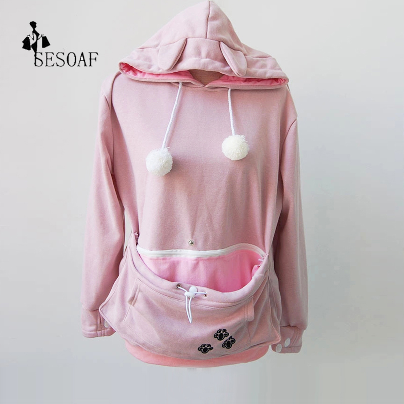Nice Cat Lovers Hoodie With a kangaroo pocket Nice Cat Lovers Hoodie With a kangaroo pocket HTB19iAESpXXXXX3XFXXq6xXFXXX2