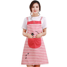 2016 New Fashion Lady Women Apron Home House Kitchen Chef Butcher Restaurant Cooking Baking Dress